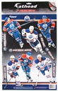 Fathead Edmonton Oilers 2011-2012 Team Set (Eberle, Nugent-Hopkins, Hall)