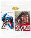 Image for  Neal Adams Golden Ticket Batman and Conan Book Set
