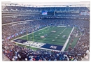 Artissimo New York Giants MetLife Stadium 22x33 Canvas