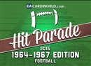 2015 Hit Parade: 1964 - 1967 Edition Football Pack