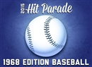 2015 Hit Parade Baseball 1968 Edition