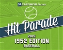 2015 Hit Parade: 1952 Edition Baseball Pack