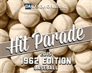 2015 Hit Parade Baseball 1962 Edition