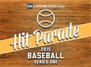 2015 Hit Parade Series 1 Baseball Pack