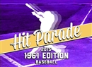 2015 Hit Parade: 1961 Edition Baseball Pack