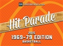 2014/15 Hit Parade: 1969-79 Edition Basketball Pack