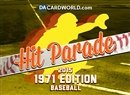 2015 Hit Parade Baseball 1971 Edition Pack