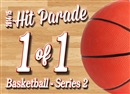 2014/15 Hit Parade Basketball Series 2: 1 of 1 Edition Pack (6 Hits per Pack)