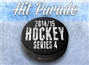 2014/15 Hit Parade Hockey Series 4 Pack (6 Hits per Pack)