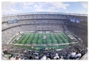 Artissimo New York Jets MetLife Stadium 22x33 Canvas