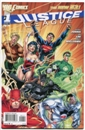 Image for  Justice League #1 2011 DC Comics First Printing