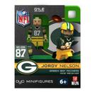 OYO Green Bay Packers Jordy Nelson G1LE Series 1 Minifigure