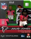 OYO Atlanta Falcons Julio Jones G1LE Series 1 Minifigure