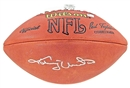 Johnny Unitas Autographed Official NFL Football (GAI COA)