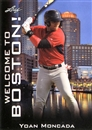 2015 Leaf National Scports Collectors Convention 4 Card Pack (Includes Yoan Moncada)