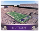 LSU Tigers Artissimo Gradient Stadium 22x28 Canvas