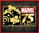 Marvel 75th Anniversary Hobby Box (Rittenhouse 2014) (Presell)