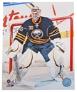Image for  Ryan Miller Buffalo Sabres blue jersey 8x10 Hockey Photo