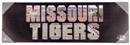 Missouri Tigers Artissimo Team Pride 30X10 Canvas