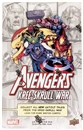 4x Marvel Avengers Kree-Skrull War Hobby Box (Upper Deck 2011)