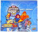 2x Marvel Super Hero Squad Trading Card Game Hero's Destiny Booster Box
