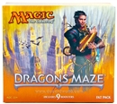 Magic the Gathering Dragon's Maze Fat Pack