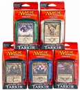 Magic the Gathering Khans of Tarkir Intro Pack - Set of 5