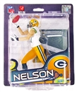 McFarlane Series 32 NFL Jordy Nelson (White) Gold Level Variant Figure
