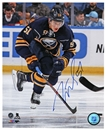 Image for  Nikita Zadorov Autographed Buffalo Sabres 8x10 Hockey Photo