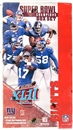 2008 Upper Deck Football Super Bowl XLII Champions Set (N.Y. Giants)