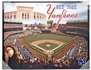 New York Yankees Artissimo Glory Stadium 28x22 Canvas - Regular Price $69.95 !!!