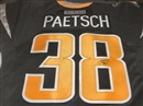 Image for  Nathan Paetsch Autographed Buffalo Sabres Blue Home Jersey