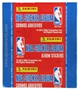 2012/13 Panini Basketball Sticker Pack