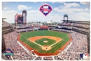 Artissimo Philadelphia Phillies Citizens Bank Park 22x33 Stadium Canvas