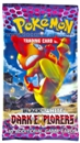 2x Pokemon Black & White 5: Dark Explorers Booster Pack