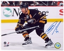 Image for  Jason Pominville Autographed Buffalo Sabres 8x10 Hockey Photo