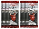 2013 Panini Prizm Baseball SUPER Value Rack Pack (Lot of 12) (Contains Red Pulsar Prizm Packs)