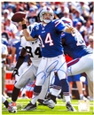 Image for  Ryan Fitzpatrick Autographed Buffalo Bills 8x10 Football Photo