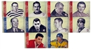 2011/12 ITG Canada vs The World Roots of International Hockey Complete 10 Card Set