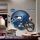 "Fathead Seattle Seahawks Helmet Wall Graphic 4' 9"" wide x 4' 3"" high"