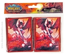 Image for  3x World of Warcraft Selora the Succubus Card Sleeves 80 Count Pack