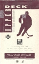1994/95 Upper Deck Series 1 Hockey Hobby Box