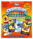 Image for  Skylanders Giants 4-Pack Box (Topps 2013)