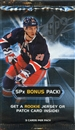 2012/13 Upper Deck SPx Hockey Hobby Bonus Pack