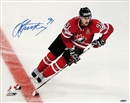 Steven Stamkos Autographed Team Canada 16x20 Hockey Photo (UDA)