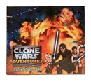 Image for  Topps Star Wars TCG Clone Wars Adventures Booster Box