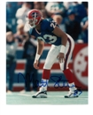 Image for  Matt Stevens Autographed Buffalo Bills 8x10 Football Photo