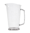 Boelter St Louis Cardinals 32 oz Plastic Pitcher