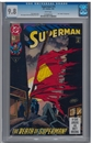 Image for  Superman #75 CGC 9.8