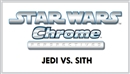 Star Wars Chrome Perspectives: Jedi Vs. Sith Hobby 12-Box Case (Topps 2015) (Presell)